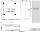 Baseball/Softball Training Floorplan